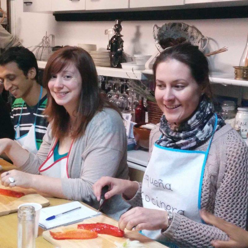 APRENDE ESPAÑOL COCINANDO (Learn Spanish by cooking) photo 2 / 3