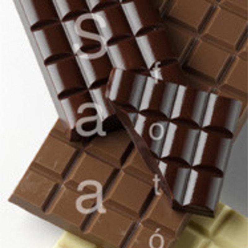 cata de chocolate Photo