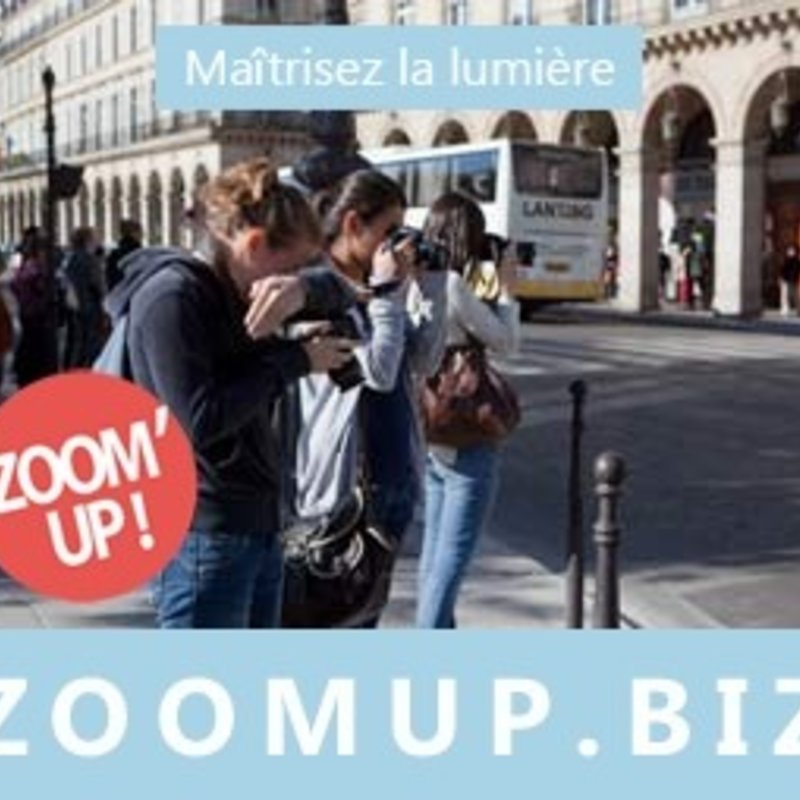 Cours de photo avec Zoom'Up photo 11 / 16