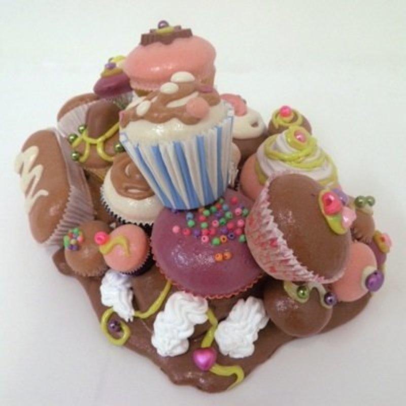 Curso de creación de cup cakes decorativos photo 3 / 9