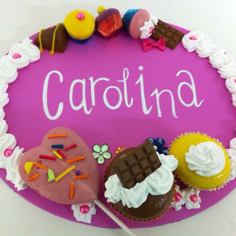 Curso de creación de cup cakes decorativos photo 6 / 9