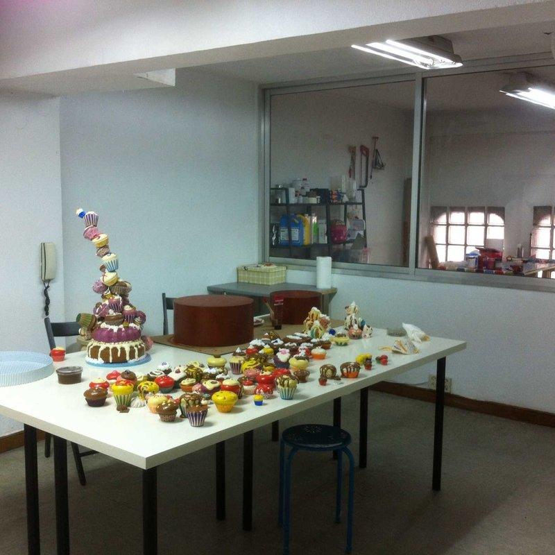 Curso de creación de cup cakes decorativos photo 9 / 9