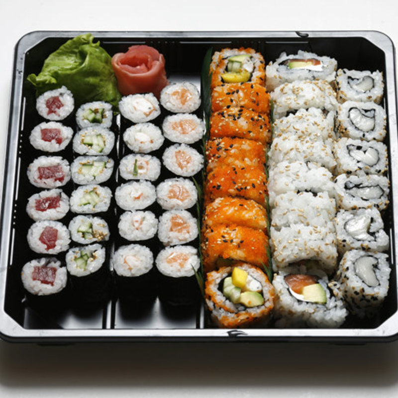 CURSO DE WASHOKU SUSHI photo 3 / 5