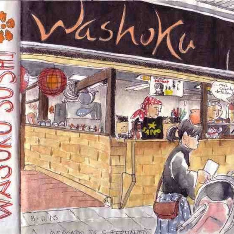CURSO DE WASHOKU SUSHI photo 5 / 5