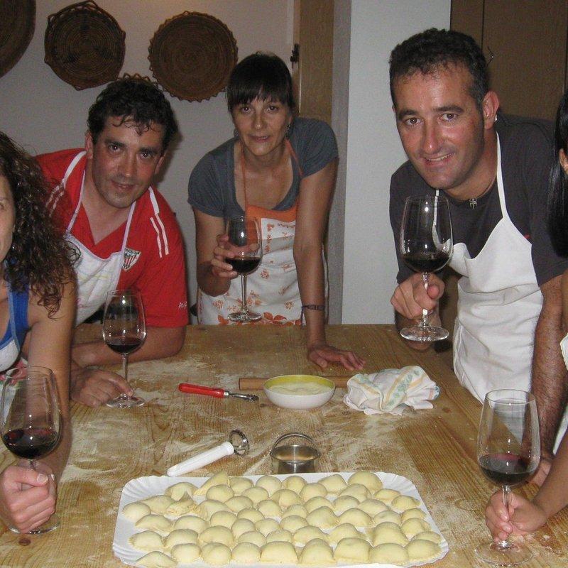 CURSO SOBRE LA COCINA ITALIANA Photo