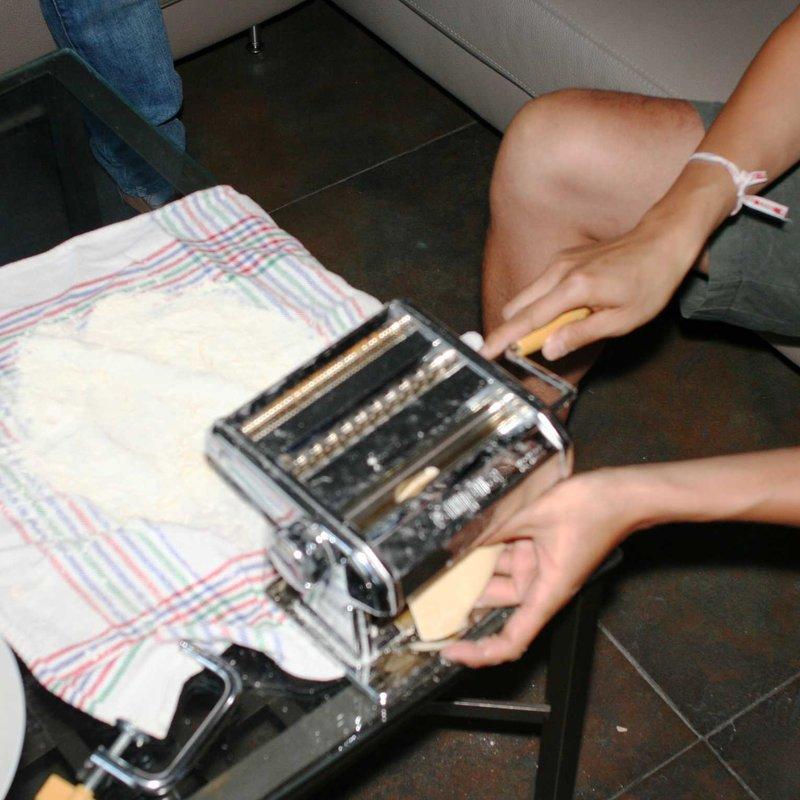 ¡Haz tu propia pasta fresca! photo 5 / 40