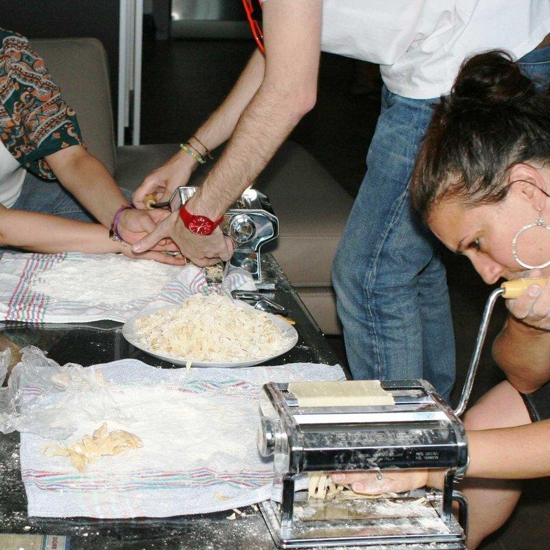 ¡Haz tu propia pasta fresca! photo 9 / 40