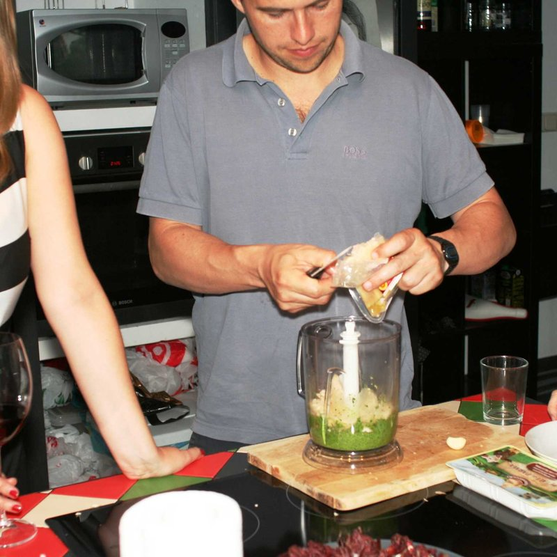¡Haz tu propia pasta fresca! photo 6 / 40