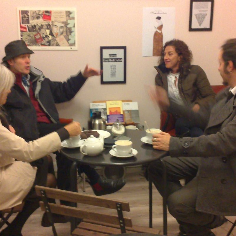 La Ruta Del Café Literario photo 2 / 4