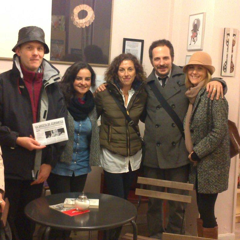 La Ruta Del Café Literario Photo