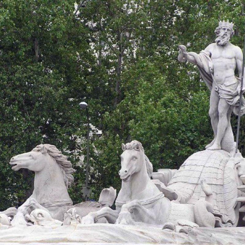 Los orígenes mitológicos de Madrid photo 1 / 7