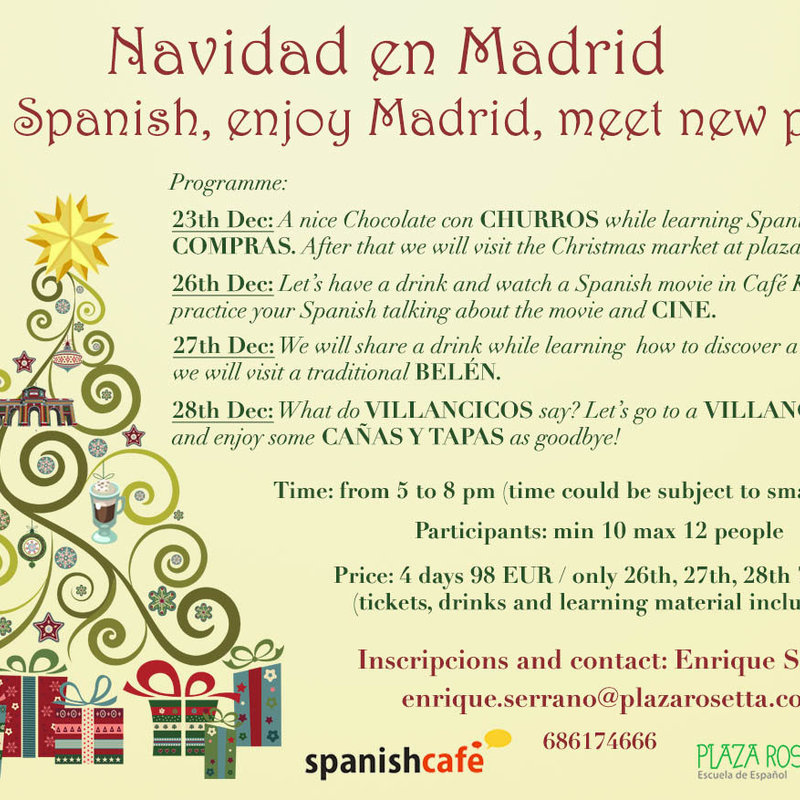 NAVIDAD EN MADRID photo 1 / 1