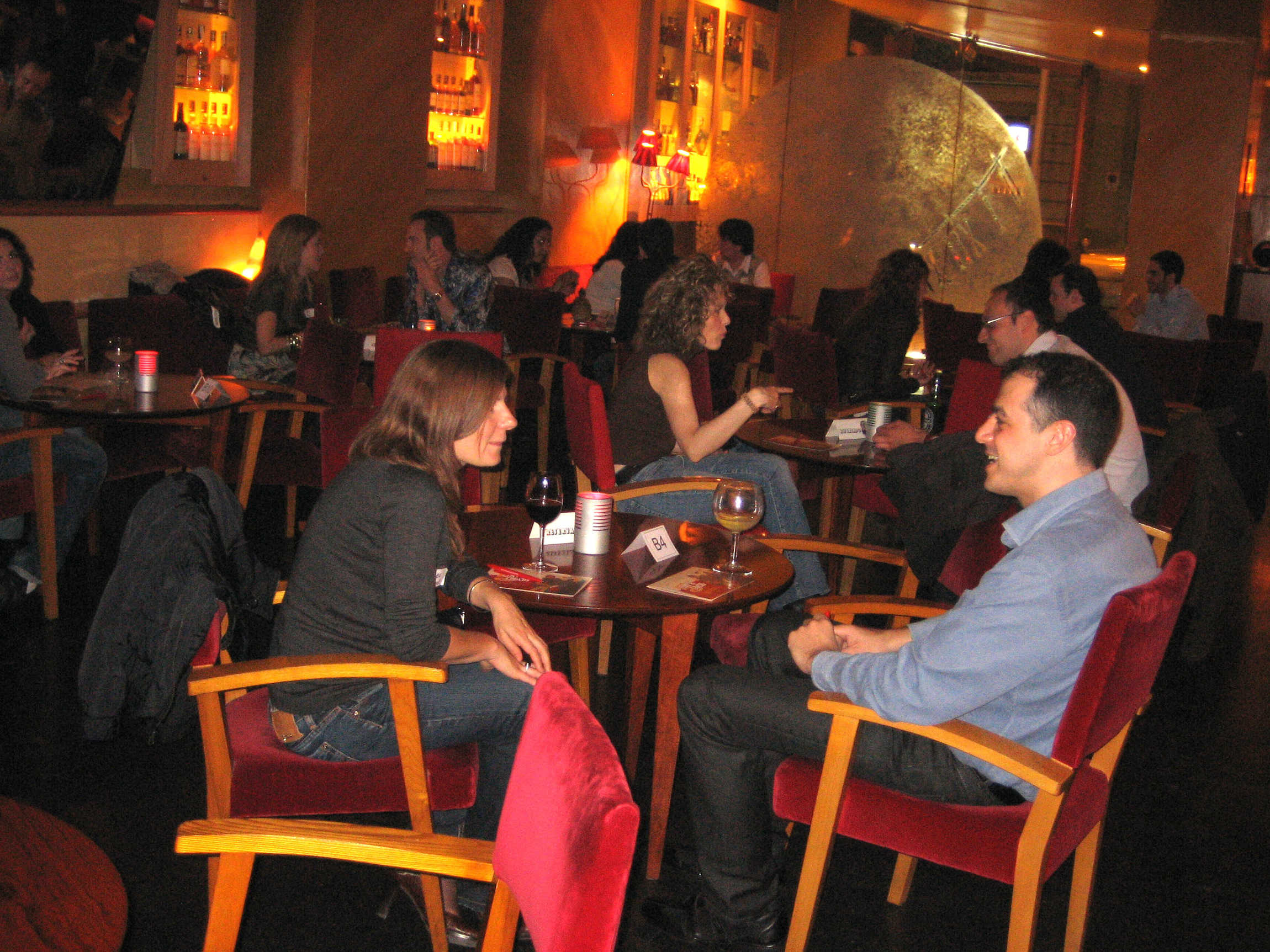 madrid speed dating events Speed dating events michigan - register and search over 40 million singles: chat rich man looking for older man & younger man i'm laid back and get along with everyone.