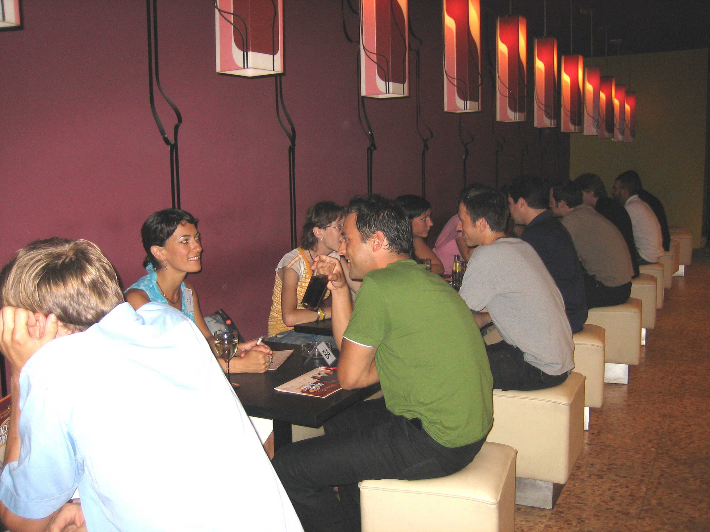 Speed Dating En Persona Barcelona