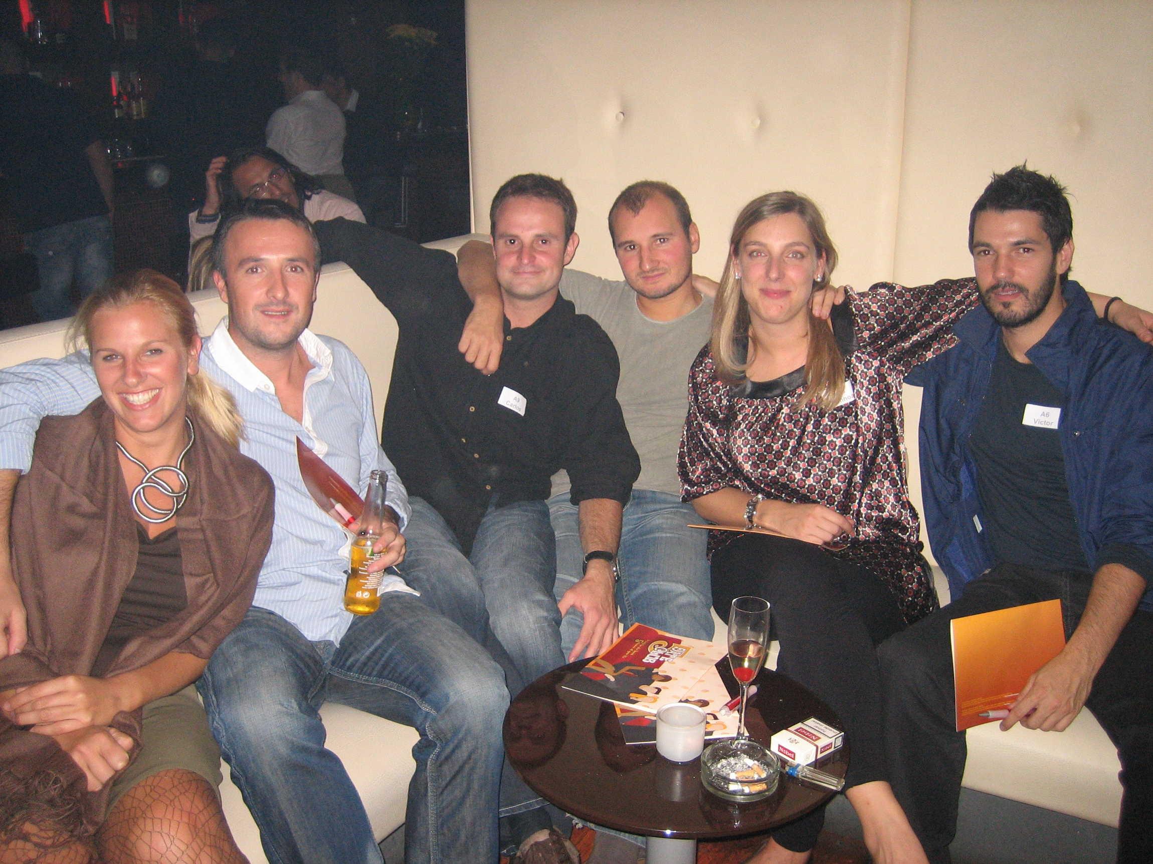 Snooker barcelona speed dating 6